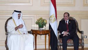 """3 إعلاميين مصريين يهاجمون قطر: نظام """"انقلابي إرهابي"""" وتصريحات مسؤوليه """"ورق تواليت"""".. و""""تورته"""" للشيخة موزة"""
