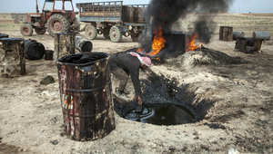 سوريا: روسيا تدعو لحظر بيع النفط من مناطق المعارضة وفابيوس يتهم الأسد بشرائه من داعش