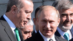 بوتين ينتظر أردوغان بعد لقاء مع روحاني.. ماذا يُحضّر بالملف السوري؟