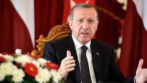 """أردوغان يهاجم """"الوقاحة"""" الأمريكية حيال الأسد وسوريا ويتهم الإعلام بتحريف موقفه من حقوق المرأة"""