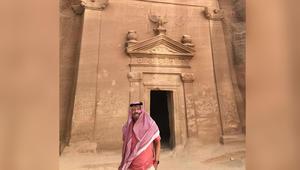 """اكتشف """"سر"""" ما فعله ريتشارد برانسون في السعودية"""
