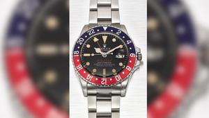 ساعة رولكس تحمل اسم حاكم دبي..وسعرها؟
