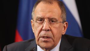"""لافروف: المعركة الأساسية ضد """"داعش"""" في سوريا انتهت"""