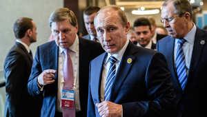 روسيا تعلن إنقاذ طيارها الثاني.. بوتين ينشر الصواريخ ويندد بالقيادة التركية ومدفيديف يتهم أنقرة بصفقات مع داعش