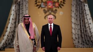 موسكو: التعاون العسكري مع الرياض ليس ضد أحد وعلى أمريكا ألا تقلق