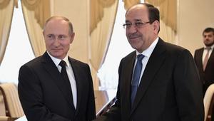 المالكي ينفي صحة تقرير حول فساد بصفقة شراء أسلحة روسية للعراق
