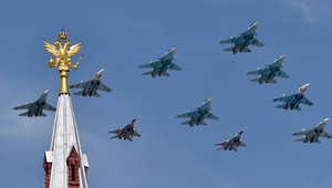 فوق البحر الأسود.. 3 أمتار منعت صداما بين مقاتلتين روسية وأمريكية كاد يتطور لمواجهة