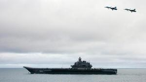 روسيا تسحب طلب تزويد أسطولها المتوجه لحلب بالوقود في أسبانيا