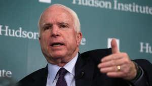 قال السيناتور الجمهوري البارز، جون ماكين، إن إرسال روسيا لقوات عسكرية إلى سوريا تعكس قدرتها على استغلال حالة الشلل في السياسة الخارجية الأمريكية
