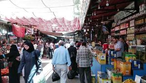 حالة الأسواق مشوّشة في دمشق مع انطلاق حملة لمقاطعة الشراء بمواجهة غلاء الأسعار