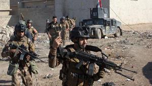 """التحالف الأمريكي: قصفنا داعش """"بلا رحمة"""".. ولن نتوقف حتى يُرفع العلم العراقي بالموصل"""