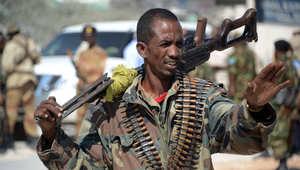 صورة ارشيفية لجندي صومالي