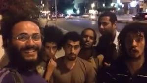 """منظمات حقوقية ونشطاء يطالبون السلطات المصرية بـ""""الحرية لأطفال الشوارع"""".. و""""هيومن رايتس"""": السخرية ليست جريمة"""