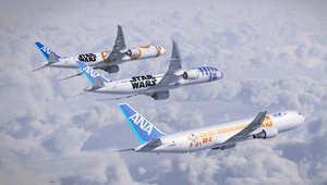 """استعد للتحليق بأول طائرة مستوحاة من فيلم """"حرب النجوم"""""""