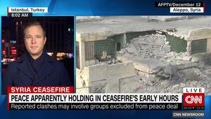 الحرب السورية: اشتباكات متفرقة تشوه اتفاق وقف إطلاق النار بوساطة روسيا وتركيا