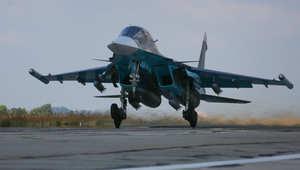 الجيش الروسي يعلن انخفاض عدد الغارات بسبب عمليات قوات الأسد.. وبوتين: موقف أمريكا من تسوية الأزمة السورية غير بناء