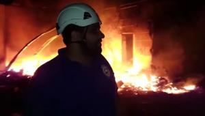تصعيد جديد بالحرب السورية.. عشرات القتلى والجرحى إثر قصف طائرات حربية لشاحنات الإغاثات الأممية لحلب