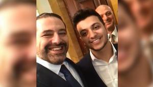 """شاهد.. سعد الحريري مجدداً في """"هلا بالخميس"""" مع صاحب الأغنية معن برغوث"""