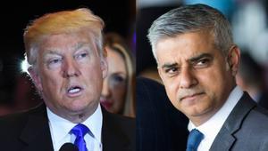 """عمدة لندن: يجب على بريطانيا ألا """"تفرش السجادة الحمراء"""" لترامب"""