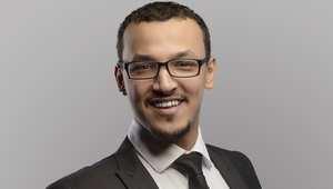 الكاتب السعودي سلمان الأنصاري