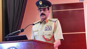 وفاة قائد عام شرطة دبي بعد 33 عاما في الخدمة
