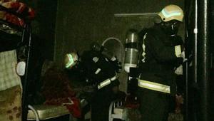 وفاة 11 شخصاً وإصابة 6 إثر حريق في السعودية