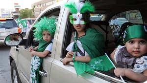 """إجراءات ضد """"الشغب والتراقص"""" بالعيد الوطني.. وطارق الحبيب يغرد: سلوكيات ترفع القبيلة على حساب الوطن"""