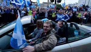 مراكز الاقتراع بإسكتلندا تفتح أبوابها في استفتاء مصيري قد يغيّر خريطة المملكة المتحدة
