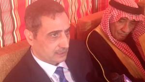 السفير الأردني في طرابلس فواز العيطان