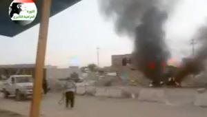 أعمال العنف في الموصل