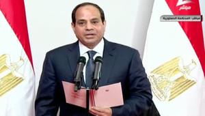 الرئيس المصري المنتخب عبدالفتاح السيسي