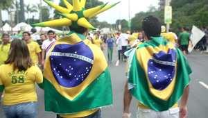 ساعات قبل انطلاق المونديال.. هل البرازيل مستعدة؟
