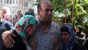 أقارب الشاب المقدسي القتيل محمد أبوخضير.