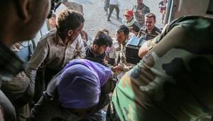 ملية إنقاذ الأيزيديين
