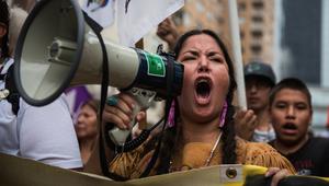 احتجاجات عالمية للتصدي لظاهرة تغير المناخ