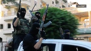 مقاتلون في سوريا