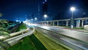 """فيديو خلاب لمدينة دبي """"الرقمية التي لا تنام"""" بعين مراسل CNN"""