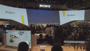 سوني تكشف النقاب عن ابتكاراتها للعام الجديد 2015