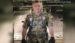 الأردن يترقب المواجهة مع داعش مع ملك طيار مقاتل وملكة تدافع عن حقوق المرأة