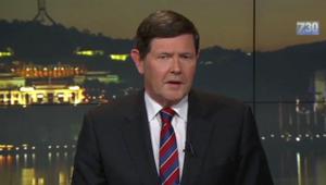 وزير دفاع استراليا يرفض ذكر اسم زعيم داعش خلال لقاء تلفزيوني