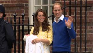 لندن: ولدت الأميرة الجديدة.. والجميع مغرم بها