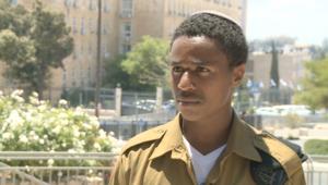 الجندي الأثيوبي بالجيش الإسرائيلي لـCNN: لا يمكنني شرح ما شعرت به من إهانة