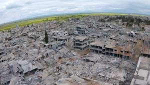 بالفيديو.. كوباني تنهض من الرماد بعد هزيمة داعش