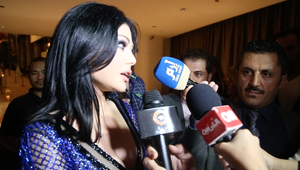 هيفاء وهبي من دبي: أنا في أهم مرحلة في حياتي الفنية والشخصية والعملية