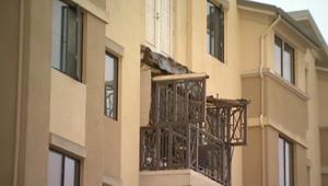 انهيار شرفة بكاليفورنيا ومقتل 6 أيرلنديين