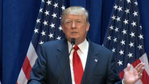 رسميا... دونالد ترامب في سباق انتخابات الرئاسة 2016