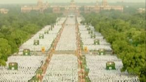 آلاف حول العالم يحتفلون بأول يوم عالمي لليوغا