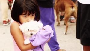 جمعية لمساعدة الفقراء على رعاية حيواناتهم الأليفة