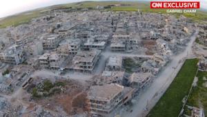 الدمار في كوباني.. سبب هروب عائلة آلان الكردي