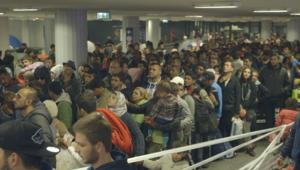 بالفيديو.. لاجئون يروون قصصهم المنسية برحلة الفرار من الموت